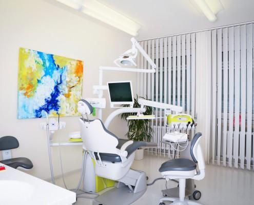 Zahnarzt Regina Port Behandlungsraum