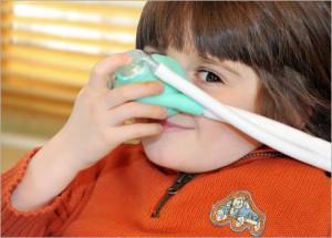 Lachgassedierung für Kleine Patienten